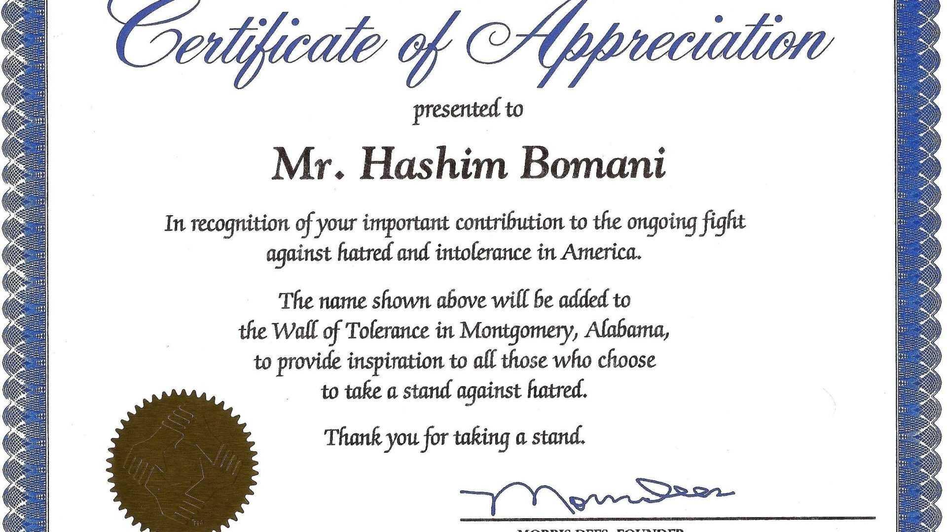 004 Template Ideas Certificates Of Appreciation Templates Regarding Retirement Certificate Template