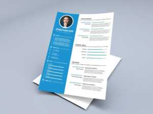 10+ Free Openoffice & Libreoffice Resume Templates for Open Office Brochure Template