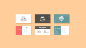 100 Best Free Psd Business Card Mockups 2020 pertaining to Business Card Size Psd Template