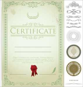 100+ [ Certificate Psd Template Free ]   Marathi Birthday intended for This Entitles The Bearer To Template Certificate