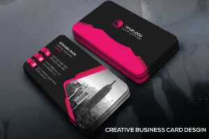100 + Free Business Cards Templates Psd For 2019 – Syed for Calling Card Template Psd
