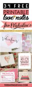 100+ Free Printable Love Notes For Him – The Dating Divas regarding 52 Reasons Why I Love You Cards Templates Free