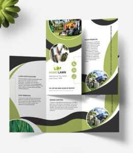 105+ Free Psd Tri-Fold & Bi-Fold Brochures Templates For inside Free Illustrator Brochure Templates Download
