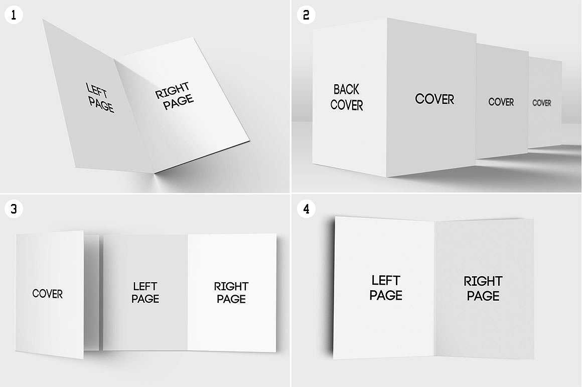 11+ Folded Card Designs & Templates - Psd, Ai | Free Inside Quarter Fold Greeting Card Template