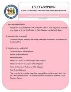 12+ Adoption Paper Templates – Pdf | Free & Premium Templates in Child Adoption Certificate Template
