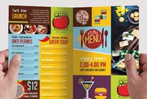 12 Attention Grabbing Bi-Fold Brochure Free Psd Templates intended for 2 Fold Brochure Template Psd