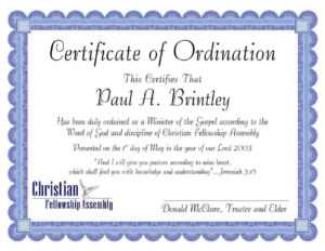 12 Certificate Of Donation Sample | Radaircars for Christian Certificate Template