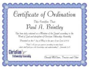 12 Certificate Of Donation Sample | Radaircars regarding Ordination Certificate Templates