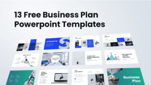 13 Free Business Plan Powerpoint Templates To Get Now with How To Design A Powerpoint Template