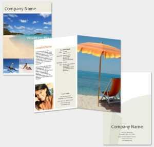 13 Travel Brochure Design Templates Images – Travel Brochure in Travel Brochure Template For Students