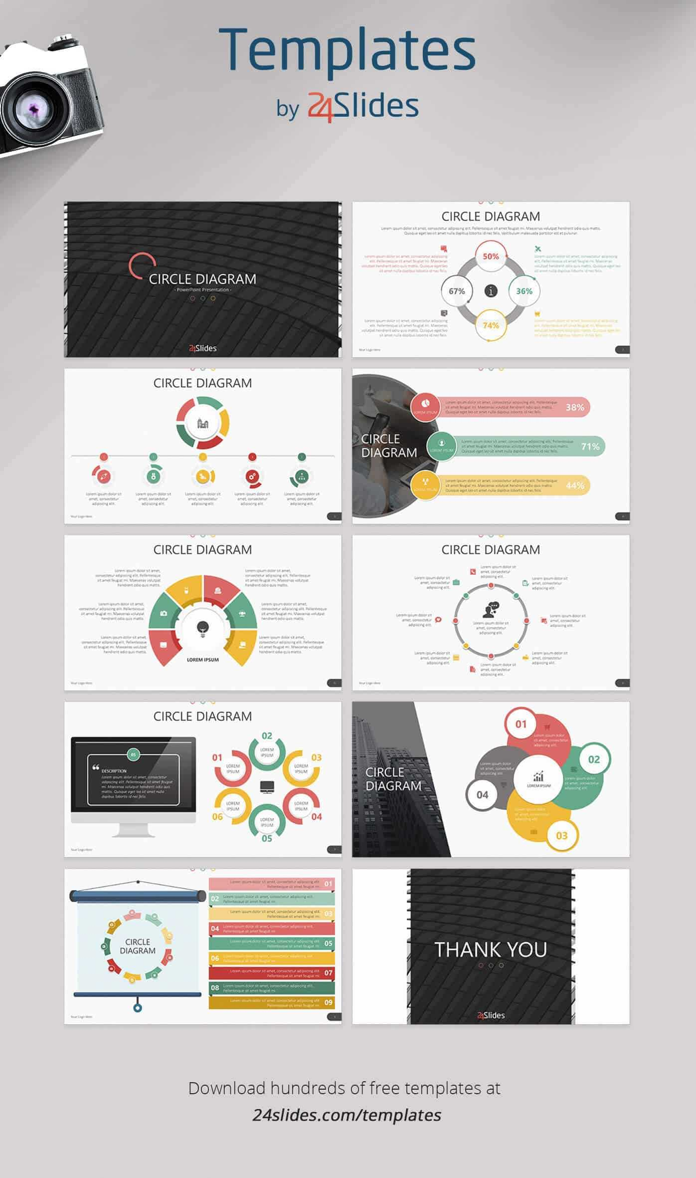 15 Fun And Colorful Free Powerpoint Templates | Present Better Within Sample Templates For Powerpoint Presentation