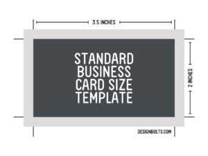15 Psd Business Card Template Size Images – Standard within Business Card Size Template Psd