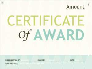 1502431 Certificates Templates For Word And Sports Day intended for Player Of The Day Certificate Template