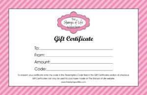 16+ Free Gift Certificate Templates & Examples – Word Excel intended for Present Certificate Templates