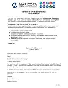 18+ Experience Letter Templates In Pdf | Free & Premium with regard to Certificate Of Experience Template