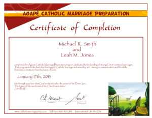 19 Fresh Premarital Counseling Certificate within Premarital Counseling Certificate Of Completion Template