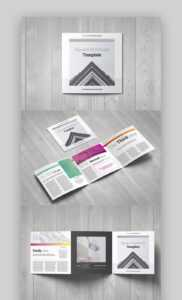 20 Best Free Bifold & Tri-Fold Brochure Template Designs within Science Brochure Template Google Docs