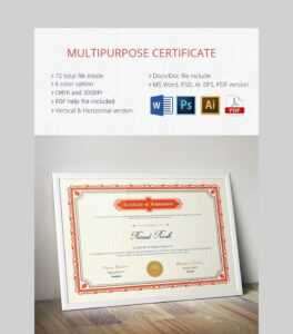 20 Best Free Microsoft Word Certificate Templates (Downloads regarding No Certificate Templates Could Be Found