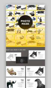 20 Best Free Powerpoint Photo Album & Ppt Slideshow throughout Powerpoint Photo Album Template
