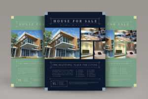 20+ Best Real Estate Flyer Templates 2020 – Creative Touchs for Real Estate Brochure Templates Psd Free Download