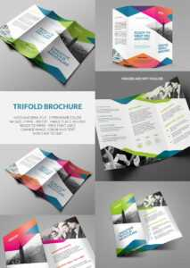20 Лучших Шаблонов Indesign Brochure – Для Творческого regarding Adobe Indesign Tri Fold Brochure Template