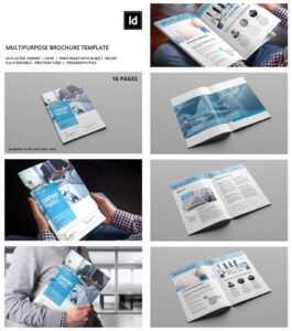 20 Лучших Шаблонов Indesign Brochure – Для Творческого with regard to Brochure Templates Free Download Indesign