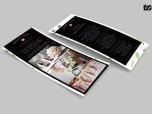 20 Life-Like Rack Card Mockup Templates 2019 – Colorlib throughout Free Rack Card Template Word