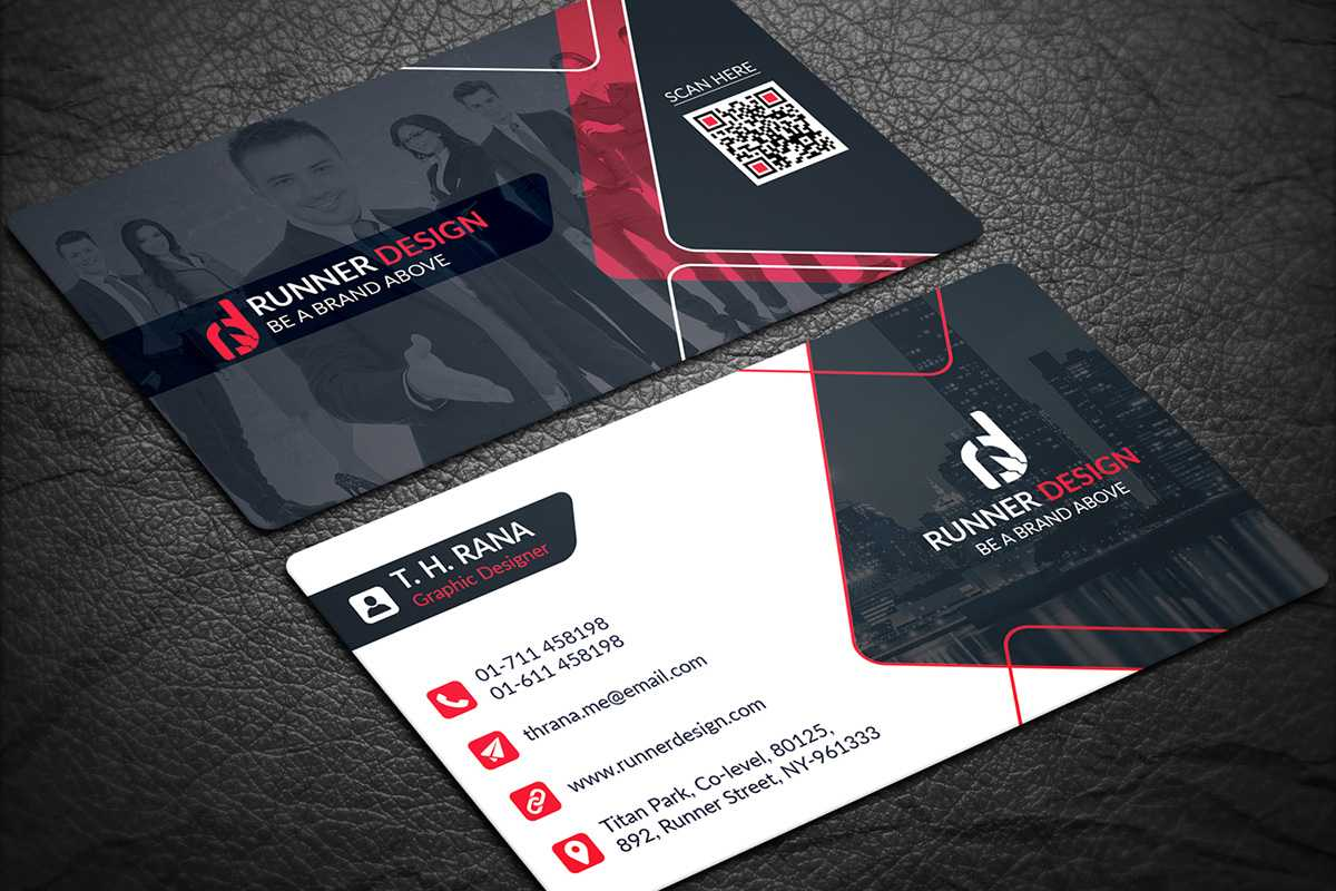 200 Free Business Cards Psd Templates - Creativetacos Throughout Visiting Card Psd Template Free Download