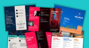 21 Brochure Templates And Design Tips To Promote Your throughout Product Brochure Template Free