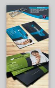 24 Premium Business Card Templates (In Photoshop for Office Max Business Card Template
