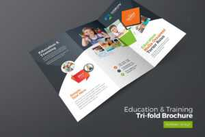 25+ Best Education Brochure Templates For Schools with regard to Tri Fold School Brochure Template