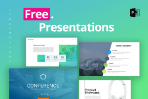 25 Free Professional Ppt Templates For Project Presentations within Sample Templates For Powerpoint Presentation