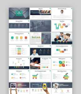 25+ Inspirational Powerpoint Presentation Design Examples (2018) regarding Sample Templates For Powerpoint Presentation