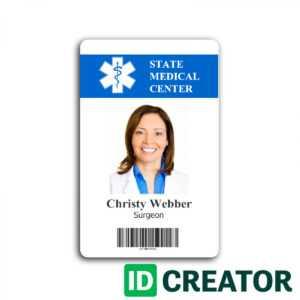26 Create Id Card Template Online Free Psd Fileid Card inside Hospital Id Card Template