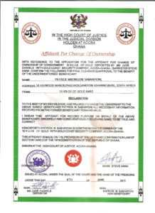 28+ [ Certification Letter For Ownership ] | Dd Mm within Certificate Of Ownership Template