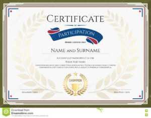 28+ Felicitation Certificate Template | Certificat De intended for Felicitation Certificate Template