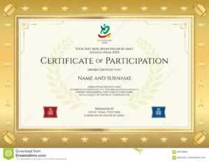 28+ Felicitation Certificate Template | Certificat De with regard to Felicitation Certificate Template