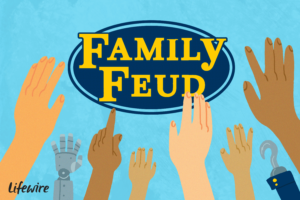 3 Best Free Family Feud Powerpoint Templates pertaining to Family Feud Powerpoint Template With Sound