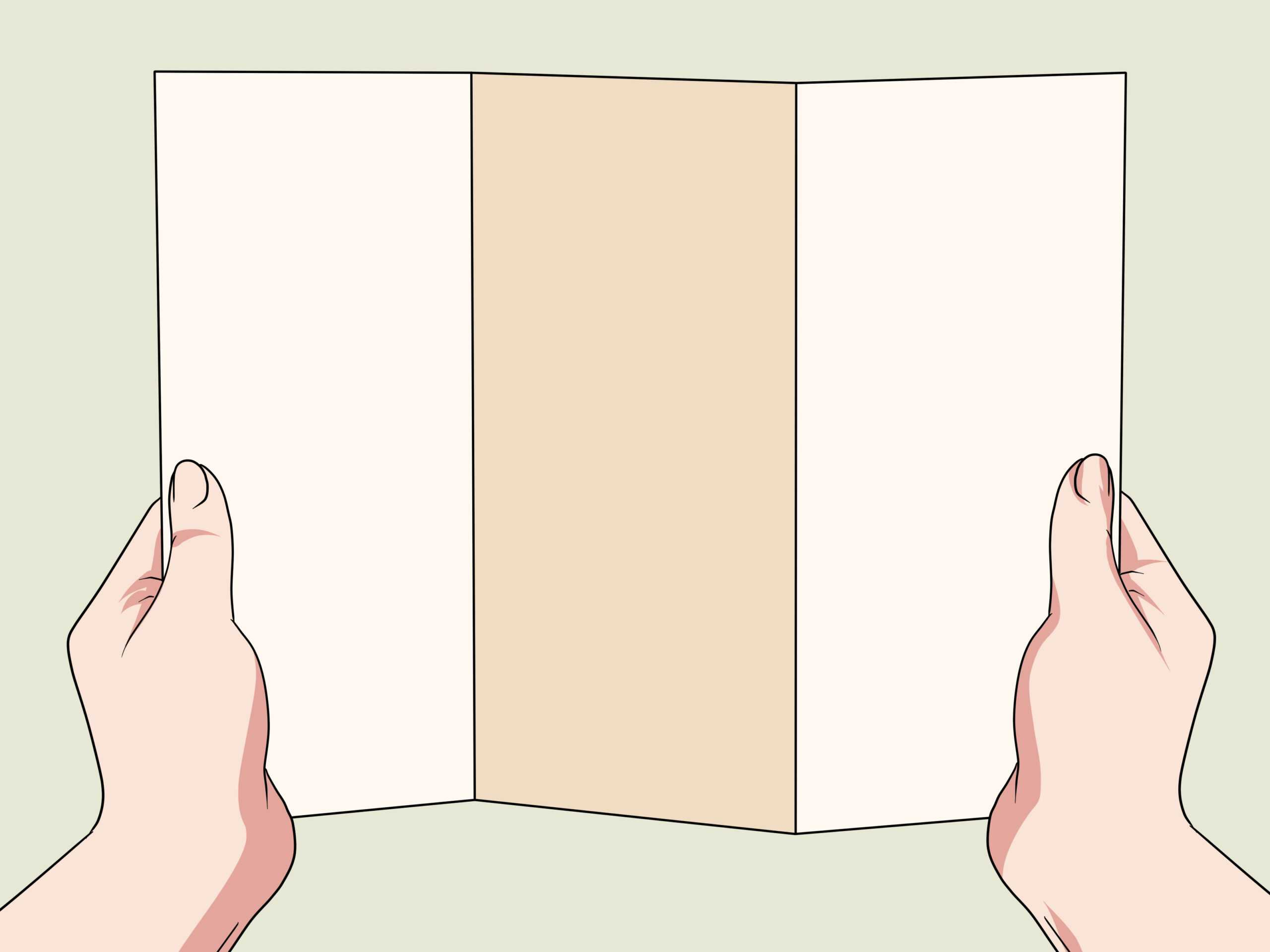 3 Ways To Make A Brochure For A School Project - Wikihow Pertaining To Brochure Templates For School Project