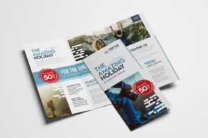 30+ Attractive Brochure Templates For Travel & Tourism with regard to Travel Guide Brochure Template