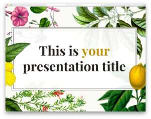 30 Best Hand Picked Free Powerpoint Templates 2020 – Uicookies intended for Fancy Powerpoint Templates