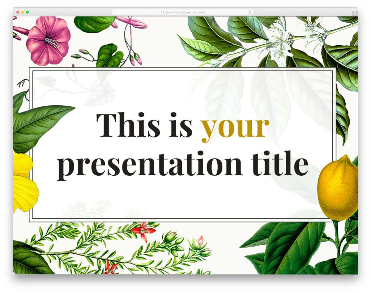 30 Best Hand Picked Free Powerpoint Templates 2020 - Uicookies Intended For Fancy Powerpoint Templates