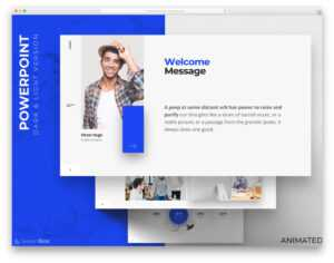 30 Best Hand Picked Free Powerpoint Templates 2020 – Uicookies pertaining to Powerpoint Animated Templates Free Download 2010