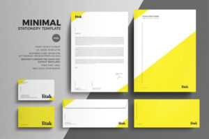 30+ Best Modern Stationery Templates – Creative Touchs with regard to Business Card Letterhead Envelope Template