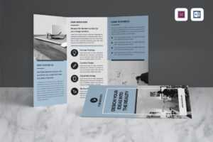 30+ Best Tri-Fold Brochure Templates (Word & Indesign in Adobe Indesign Tri Fold Brochure Template
