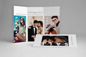 30+ Best Tri-Fold Brochure Templates (Word & Indesign in Letter Size Brochure Template