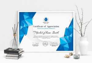 30+ Professional Diploma & Certificate Templates pertaining to Indesign Certificate Template