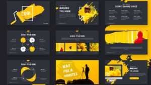 33 Amazing Free Powerpoint Templates – Filtergrade intended for Powerpoint Slides Design Templates For Free