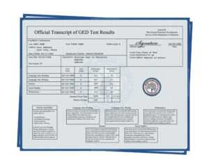 33+ Fake Transcripts College Templates Collection Free inside Ged Certificate Template Download