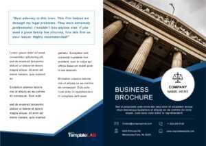 33 Free Brochure Templates (Word + Pdf) ᐅ Templatelab for Architecture Brochure Templates Free Download